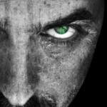 zelene-oci-covjek