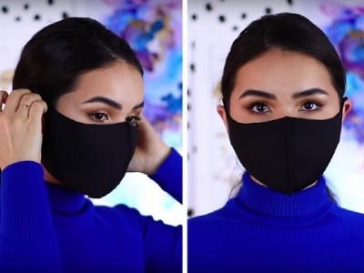 Korak po korak: Dva načina da sami napravite masku i zaštite se